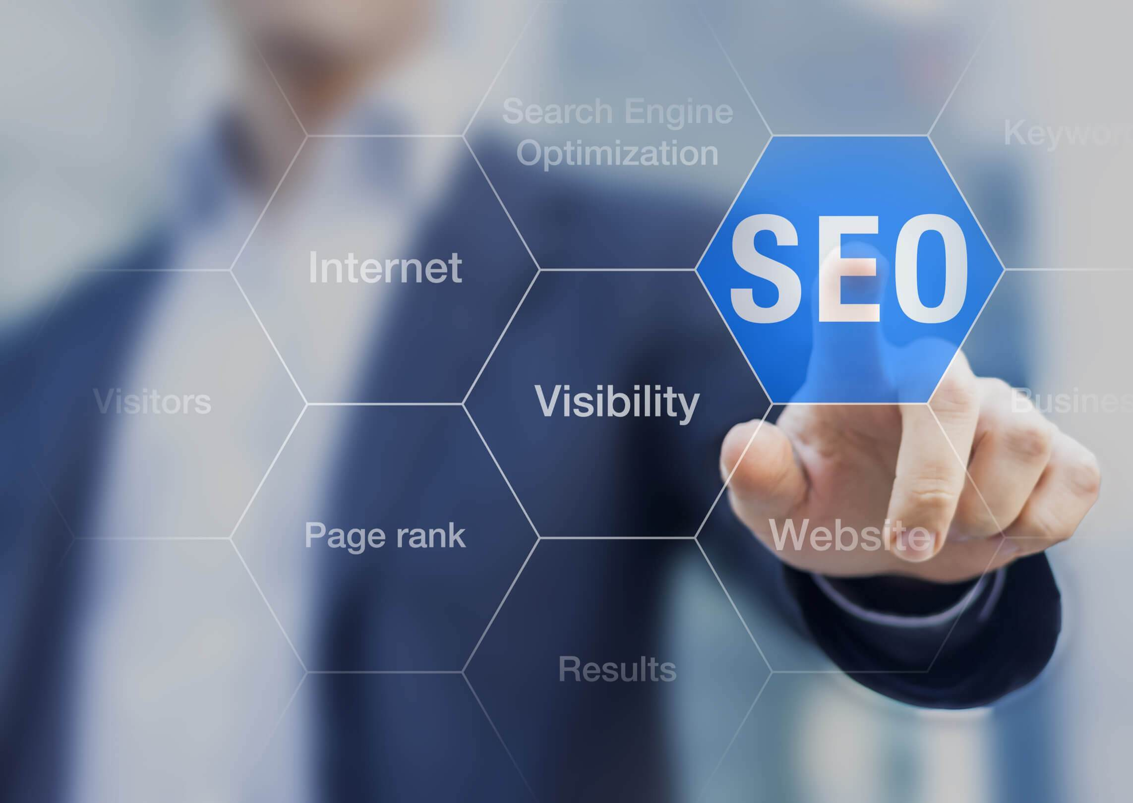 SEO Suchmaschinenoptimierung Promoting Ranking